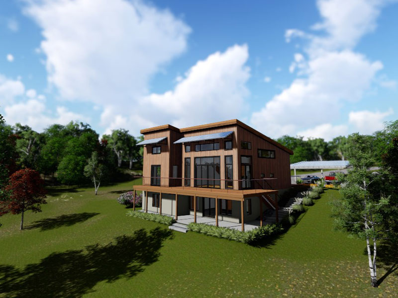 Norby Passive House