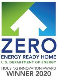 Zero Energy Ready Home Winner 2020